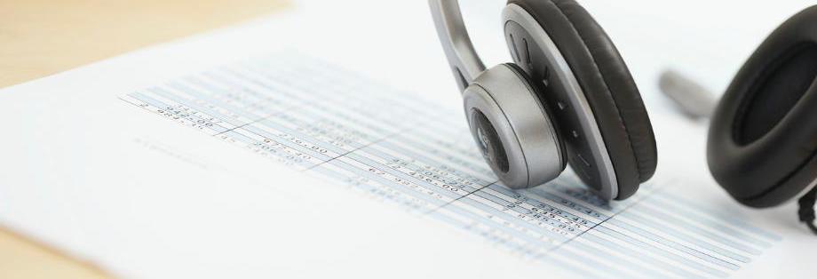 Service für Telefone und Rufempfänger